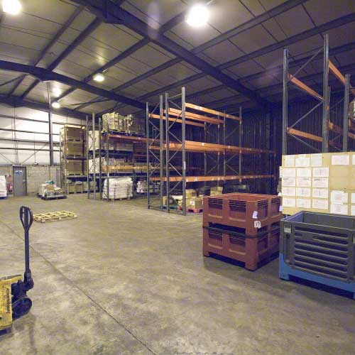 Warehousing & Industrial Units